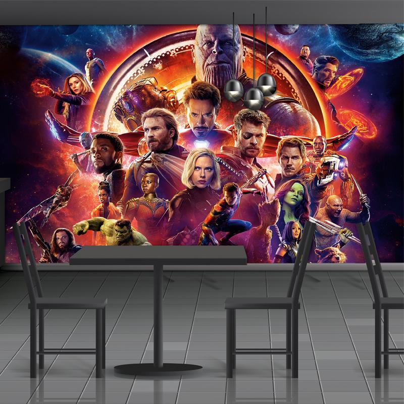 Ταπετσαρία Avengers - Infinity War