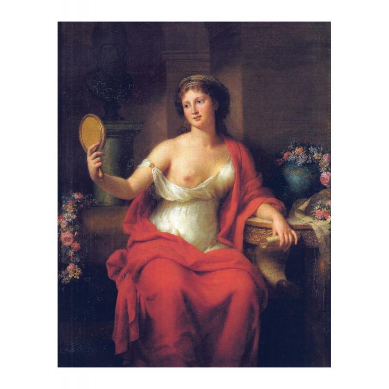 Πίνακας σε καμβά με MARIE GENEVIEVE BOULIAR