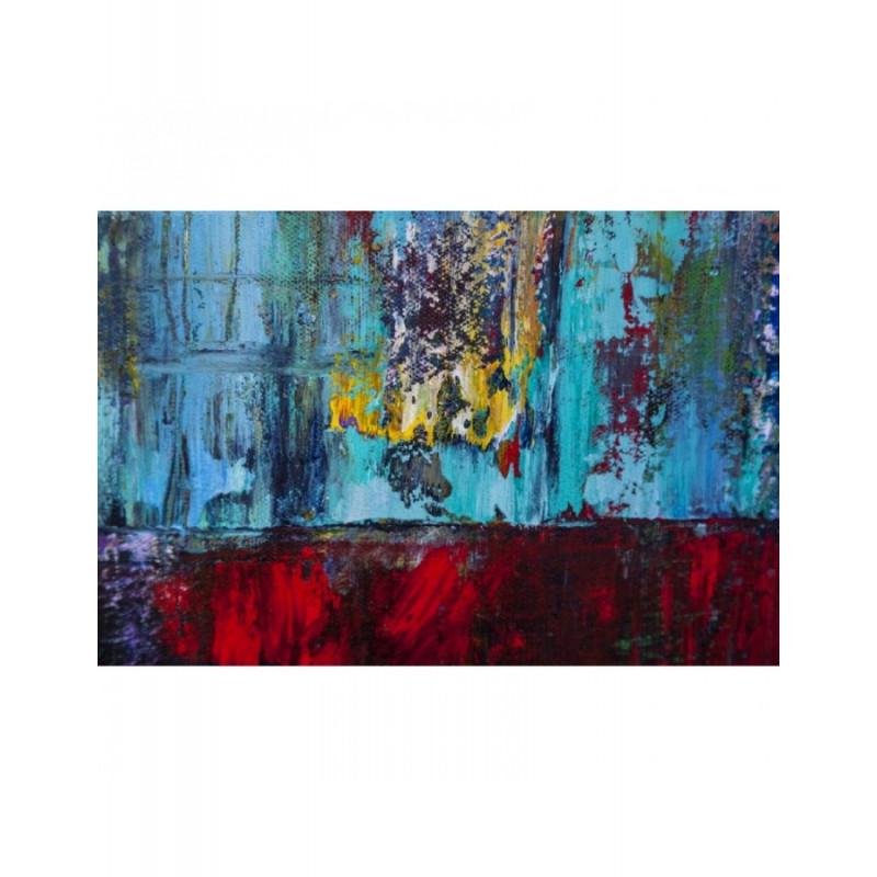 Πίνακας σε καμβά με Ζωγραφική Sound Stage Peter Corr