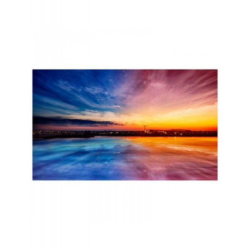 Ταπετσαρία με Τοπίο Πολύχρωμο ηλιοβασίλεμα